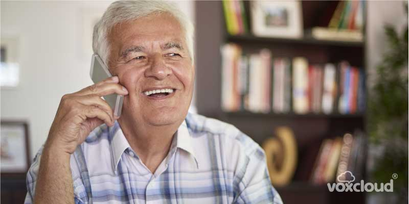 Senior citizens - The advantages of VoIP phone systems